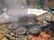 Bếp Eva - Xuất hiện lẩu hải sản khủng