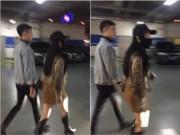 Làng sao - Bất ngờ, Trương Bá Chi cùng người đàn ông lạ đi xem phim của chồng cũ