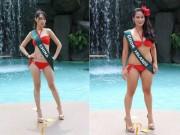 Tròn mắt vì những vòng eo bánh mỳ 81cm tại Hoa hậu Trái Đất 2016