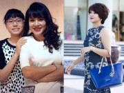 Con gái đã là thiếu nữ, MC Diễm Quỳnh vẫn trẻ đẹp quên tuổi tác