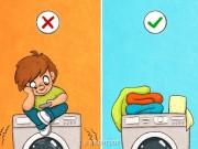 Nhà đẹp - Đừng để đồ gia dụng trong nhà  ' chết yểu '  chỉ vì dùng sai cách