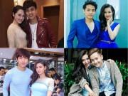 Làng sao - Nhìn lại chuyện tình của 4 cặp đôi ca sĩ đẹp nhất showbiz Việt