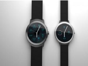 Google sẽ phát hành 2 smartwatch vào đầu năm 2017