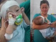 Làm mẹ - Nước mắt cạn khô của người mẹ 1 năm ròng chăm sóc con trai 12 tháng bị liệt ruột