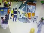 Tin tức - Bé gái 3 tuổi nguy kịch vì rơi xuống thang cuốn ở trung tâm thương mại