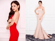 Thời trang - Phương Linh mang đũa trầm hương tới Hoa hậu Quốc tế 2016