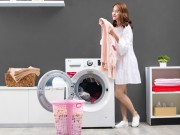 Eva sành - 4 mẹo bí mật sử dụng máy giặt lồng ngang hiệu quả