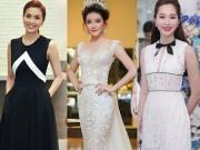 Thời trang - Những sao Việt đắt giá nhất lại gây nhàm chán vì mặc mãi một kiểu váy