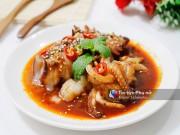 Bếp Eva - Đổi món với mực sốt cay Hàn Quốc lạ miệng