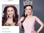Thời trang - Tracy Hằng Nguyễn đại diện Việt Nam dự thi Mrs World 2016