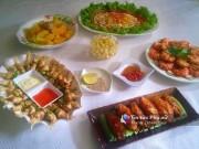 Bếp Eva - Gợi ý thực đơn hấp dẫn cho mẹ dịp 20-10