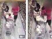 Tin tức - Mẹ mải chọn hàng trong siêu thị, con gái suýt bị người lạ bắt cóc