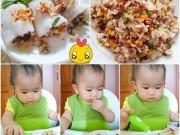 Làm mẹ - Cách cho con ăn dặm nhàn tênh theo BLW của mẹ Việt