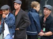 Làng sao - Con trai nuôi Maddox từ chối gặp lại Brad Pitt trong cuộc hội ngộ đầu tiên