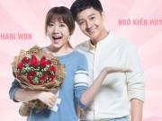 Xem & Đọc - 50 sắc thái mừng ngày 20/10 của Hari Won và