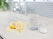 Nhà đẹp - Mẹo nhỏ đánh bay mùi hôi khó chịu lỗ thoát nước ở bồn rửa