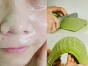 Cứu tinh cho làn da khô, mụn ngờ đâu lại là nguyên liệu dễ tìm này