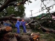 Siêu bão Hải Mã mạnh ngang ngửa siêu bão Haiyan tàn phá Philippines