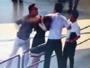 Tin tức - 'Anh hùng' cứu nữ nhân viên hàng không có bị xử lý tội gây rối trật tự công cộng?