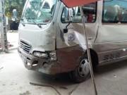 Tin tức - Tình tiết bất ngờ vụ bé trai 13 tuổi lái xe khách gây tai nạn liên hoàn
