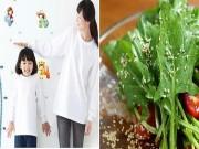 Làm mẹ - 5 loại rau giàu canxi hơn sữa giúp bé cao vượt trội