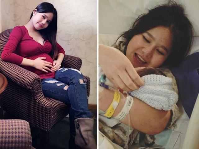 Mang thai, mẹ Việt được chồng chiều hết mực, không một lần phải giặt quần áo