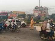 Tin tức - Hà Nội: Tai nạn đường sắt kinh hoàng, 7 người thương vong