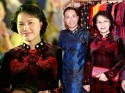 Thời trang - Bất ngờ BST áo dài được lòng Chủ tịch QH Nguyễn Thị Kim Ngân