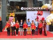 Tin tức ẩm thực - Nhà hàng DonChicken đánh dấu sự xuất hiện đầu tiên tại Hà Nội