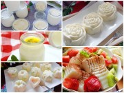 5 công thức sữa chua tuyệt ngon bạn khó lòng bỏ qua