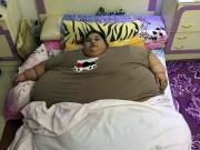 Tin tức - Đây chính là người phụ nữ béo nhất thế giới, 25 năm chưa ra khỏi nhà