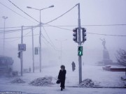 Tin tức - Khám phá ngôi làng lạnh nhất trên thế giới chỉ có 500 người sinh sống