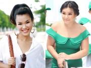 Làm đẹp - Nhan sắc thay đổi của sao Việt khi mang thai, sinh con