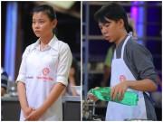 Thuận Thành và Vân Anh chia tay vua đầu bếp