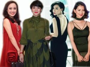 Khi không mặc áo dài, 8 nữ MC truyền hình hot nhất Việt Nam cực kỳ sành điệu