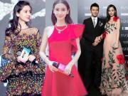 Thời trang - Angela Baby đang được ca tụng là bà bầu sành điệu nhất nhì Hoa ngữ