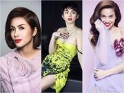 Làng sao - Hà Tăng, Hà Hồ hay sao Việt nào là Gương mặt quảng cáo ấn tượng nhất 2016?