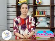 Tin tức giải trí - MC Thanh Thảo cảnh giác chuyện dạy con ứng phó với người lạ