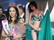 Làm đẹp - Body sexy, vòng 1 căng đầy của tân Hoa hậu Hàn Quốc đang gây sốt
