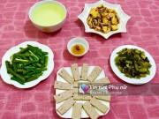 Bếp Eva - Những món ăn giản đơn mà ngon miệng cho bữa chiều