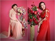 Sao Việt - Ít xuất hiện, Hoa hậu ảnh Phan Thu Quyên vẫn gây xiêu lòng bởi vẻ đẹp mê hồn