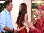 Xem & Đọc - Lộ ảnh tài tử TVB Mã Đức Chung đến nhà hỏi cưới Khánh My