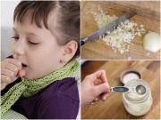 Làm mẹ - Học lỏm bí kíp làm 3 loại nước siro hành tây trị ho ngày lạnh cho trẻ