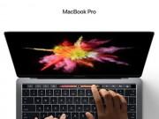 Apple trình làng tuyệt phẩm Macbook Pro mới với Touch Bar