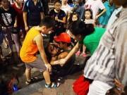 Tin tức - Bé gái ngã bất tỉnh, chảy máu đầu vì đi xe điện tự cân bằng ở Hà Nội