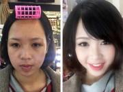 Làm đẹp - Sức mạnh của make up khẳng định:Trên đời không bao giờ có gái xấu!