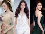 Thời trang - Thời trang sao Việt đẹp: Phạm Hương, Elly Trần, Ngọc Trinh ai xứng là nữ hoàng gợi cảm?