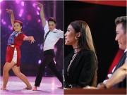 Làng sao - Bước nhảy ngàn cân: Hot girl mũm mĩm mới ốm nhập viện vẫn khiến Lan Khuê, Mr Đàm thán phục