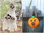 2 cách trang trí đèn Halloween đảm bảo bé sẽ thích mê