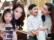 """Làm mẹ - Không riêng Subeo nhà Hà Hồ, nhiều con sao Việt cũng nói ngoại ngữ """"như gió"""""""